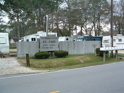 Mobile Home Park Rates